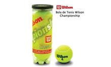 Bola de tenis wilson