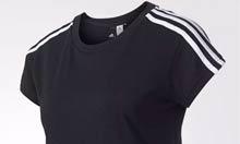 Camiseta Adidas ESS 3S Slim Tee