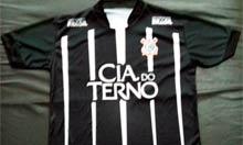Camiseta Corínthians Preta