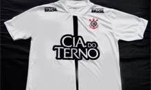Camiseta Corinthians Branca