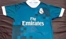 Camiseta Futebol Emirates Ronaldo