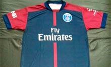 Camiseta Futebol Emirates Neymar
