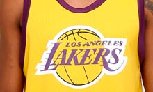Camiseta Regata NBA Los Angeles Lakers