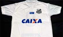 Camiseta Santos FC