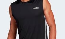 Camiseta regata Adidas D2M3