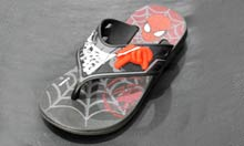 Chinelo Infantil Homem Aranha