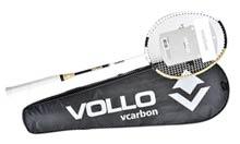 Raquete Badminton Vollo