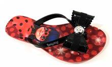 Rasteira Infantil Ladybug Petit Poa