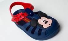 Sandalia Mickey Soft Baby  - Grendene