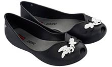 Sapatilha Zaxy Crush Mickey e Minnie