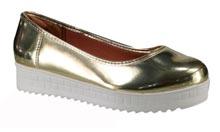 Sapato Plataforma Feminino Azaleia
