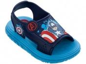 Sandália Infantil Avengers Capitão Hero Baby
