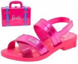 Sandália Infantil Barbie Volta Ao Mundo Grendene