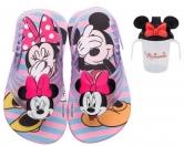 Sandália Infantil Mickey e Minnie Grendene - Acompanha brinde