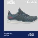 Tenis Olympikus Glass